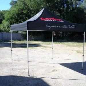 custom tradeshow canopy